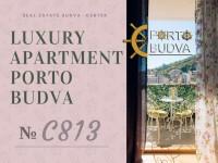 PORTO BUDVA – Prodaje stan 60.25m2+11.92m2 TERASA GRATIS