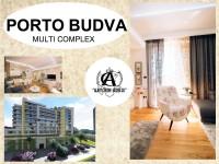 PORTO BUDVA – Prodaje stan A804- 50.42m2 + 9,75m2 TERASA GRATIS