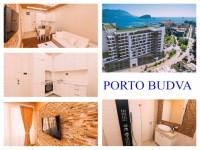 PORTO BUDVA – Prodaje stan B805- 67.48m2+45.40 m2 terasa GRATIS!