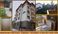 Apartman Harmoni-Zlatibor-Izdavanje