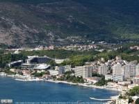 Na prodaju Urbanizovan plac oko 2.5 km od mora, Herceg Novi