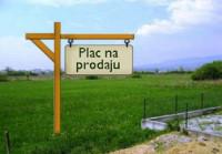 Plac na prodaju,Zemun-Grmovac