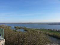 Plac iznad (uz samu obalu) Dunava u Surduku